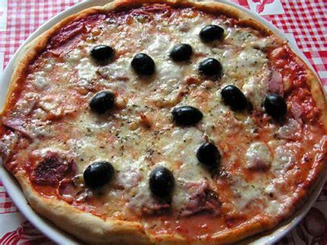 recette de pizza maison par kekeli