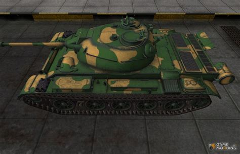 Chinese Wz131 Tank For World Of Tanks