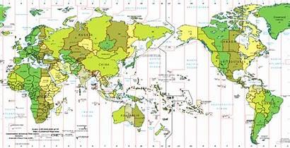 Zones Pacific Standard Centered Svg Map Pixels