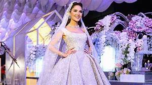 A Roundup of Lebanese Brides Who Wore the Best Wedding