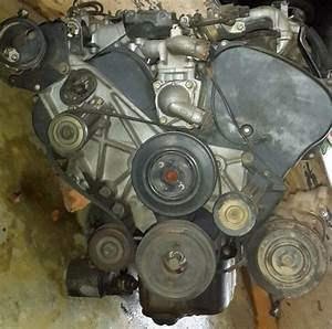 Mitsubishi Pajero 3 5 V6 Dohc 24v 6g74 Engine Stripping
