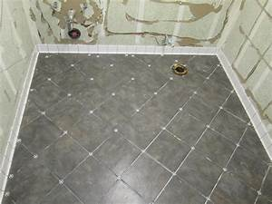 tile without grout With tile floor without grout lines