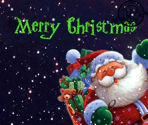 Santa Claus Animated Wallpaper - animated merry wallpapers whatsapp status quotes