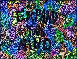 American Hippie Psychedelic Art Quotes ~ Expand Your Mind ...