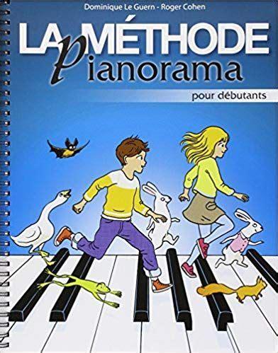 telecharger la methode pianorama  gratuit enfin du
