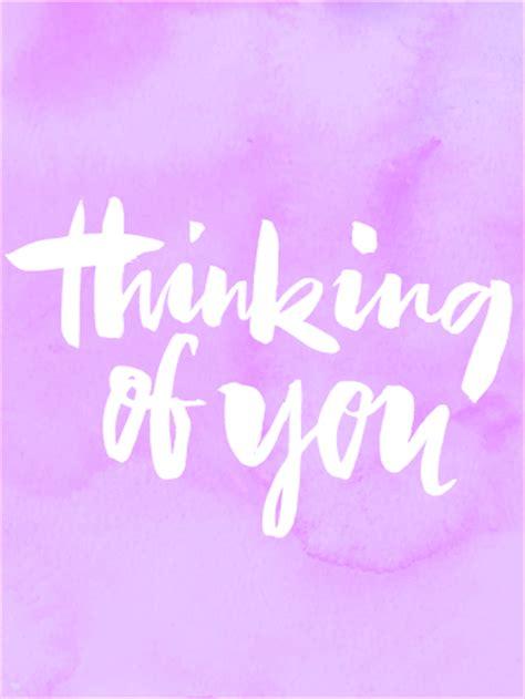 pink thinking   card birthday greeting cards  davia