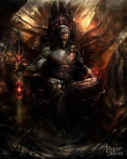 Fantasy Demon King Wallpapers Fernandez Pablo Cool