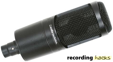 audio technica at2020 recordinghacks