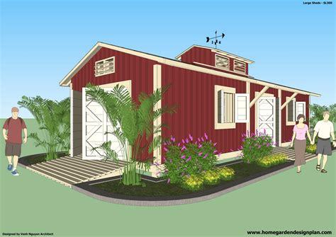donn storage shed plans 12x24 8x10x12x14x16x18x20x22x24