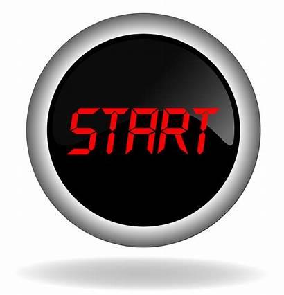Start Button Icon Web Control Scan Log