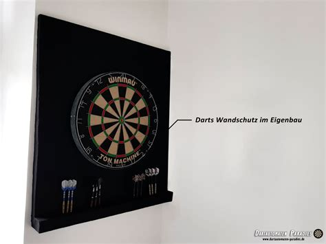 Darts Wandschutz Dartboard Surround, Auffangringe & Co