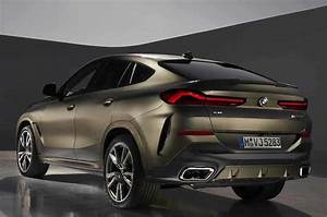 New BMW X6 leaks ahead of tonight's official reveal Autocar