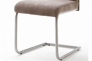 Salle À Manger Pas Cher : chaises design tissu et acier cbc meubles ~ Melissatoandfro.com Idées de Décoration
