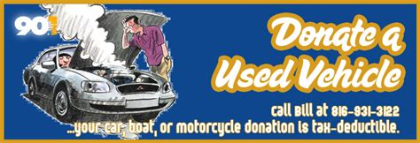 Give Car To Charity Tax Deduction - donate wheels