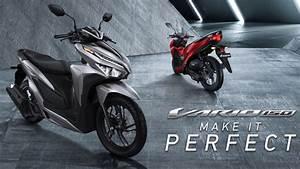Honda Vario 150 Dan 125 Serba Baru Tiba Di Indonesia