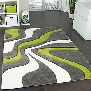 Tapis Salon Amazon : tapis de salon vert ~ Melissatoandfro.com Idées de Décoration