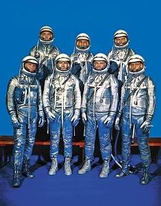 The original 7: Mercury astronauts | Space & Aviation ...