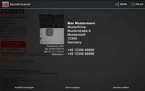 Barcode Erstellen App : mit dem barcode scanner von zxing qr codes lesen und erstellen ~ Markanthonyermac.com Haus und Dekorationen