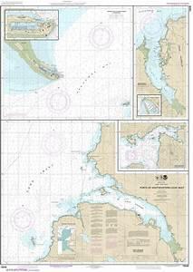 Snow Passage Alaska 17383 Nautical Charts