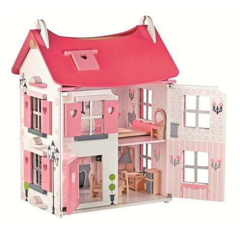 mademoiselle doll s house janod shop at greenweez