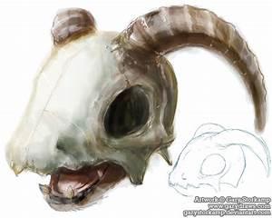 Skull Concept By GaryStorkamp On DeviantArt