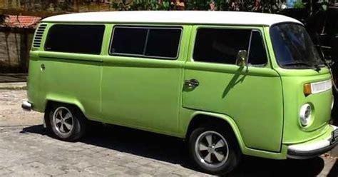 vw combi  antik warna unik bali lapak mobil