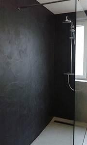Beton Cire Dusche : badezimmer mit offener dusche b ton cir ~ Sanjose-hotels-ca.com Haus und Dekorationen