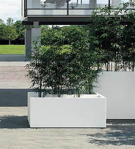 Jardinière Rectangulaire Pas Cher : grande jardini re rectangulaire en r sine ~ Preciouscoupons.com Idées de Décoration
