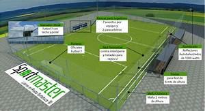 5 11 En M : cancha de futbol 7 ~ Dailycaller-alerts.com Idées de Décoration