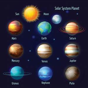 Royalty Free Mercury Planet Clip Art, Vector Images ...