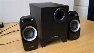 Creative, T3300, Speakers, Review