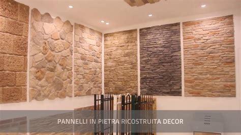 Pietra Decorativa Per Interni - pannelli in pietra ricostruita e gesso decor