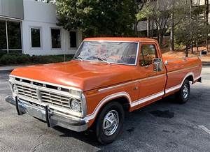 Wiring Diagram For 1973 Ford F 100