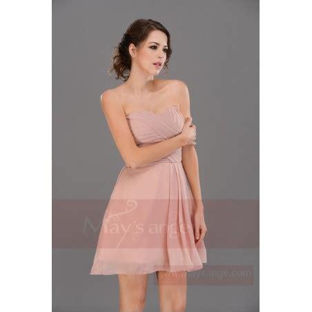 robe mariage chetre chic invite robe courte chic pour demoiselle d honneur