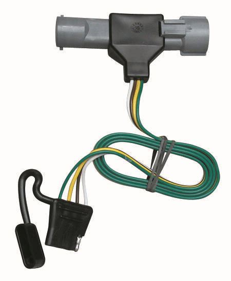 1997 F150 Trailer Wiring by 1987 1997 Ford F 150 250 350 Trailer Hitch Wiring Kit