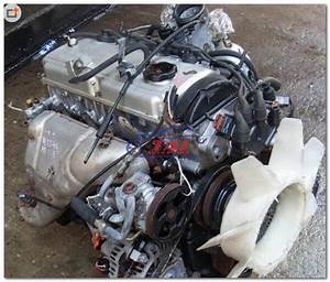 4m50 Original Used Complete Diesel Engine Assembly 4d30