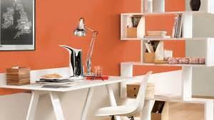 un coup de jeune a mon bureau pour moins de 200 euros With couleur mur bureau maison 13 decoration maison usa