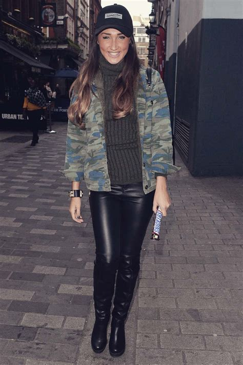 megan mckenna   london leather celebrities