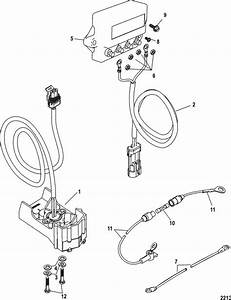 Mercruiser Bravo One Mercathode Kit Parts