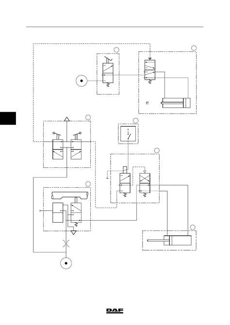 DAF CF65, CF75, CF85 Series . Manual - part 308