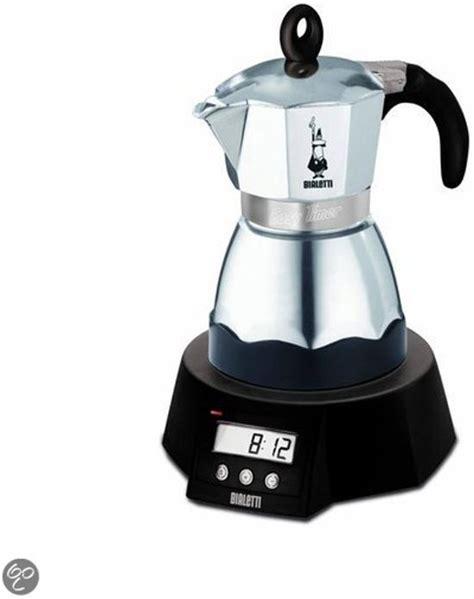bol bialetti espresso 1 kop bol bialetti espressoapparaten easy timer 2603c