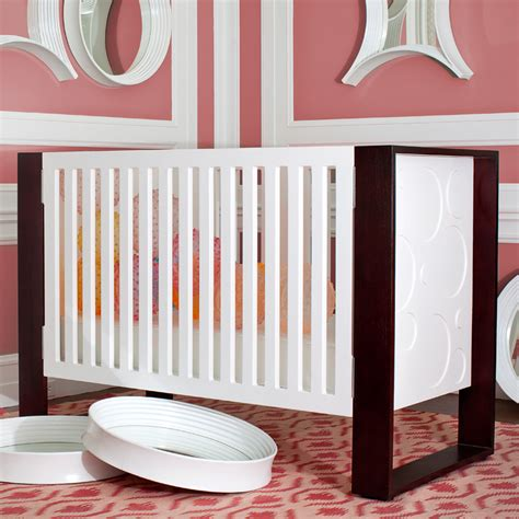 modern crib 10 modern furniture pieces for baby 39 s room