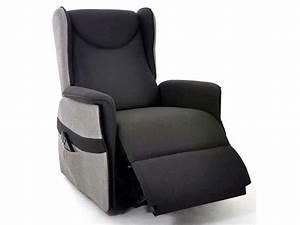 Fauteuil Electrique Conforama : fauteuil relaxation lectrique xl relax coloris conforama pickture ~ Teatrodelosmanantiales.com Idées de Décoration