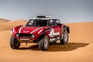 Mini Paris : mini john cooper works buggy revealed for the dakar rally ~ Gottalentnigeria.com Avis de Voitures