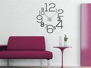 Große Bilder Wohnzimmer : wohnzimmer uhr ~ Michelbontemps.com Haus und Dekorationen