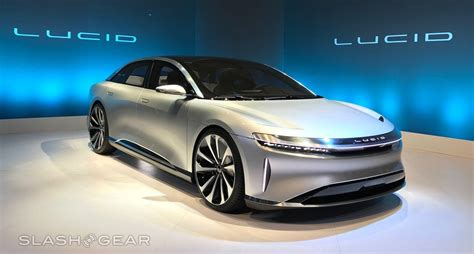 The 4 key things to know about Lucid Motors' Air - SlashGear