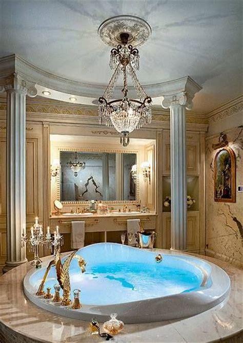 des salles de bain dignes des chateaux floriane lemarie