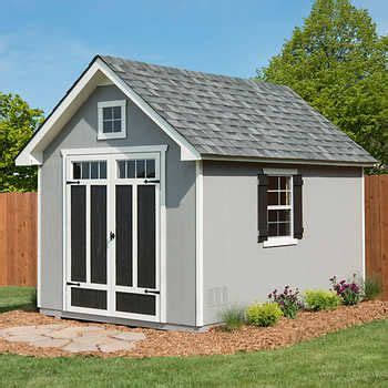 Creative Garage Doors Saskatoon by Oakridge 8 X 12 Wood Storage Shed Office Wood