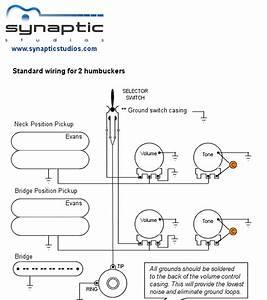 Double Neck Guitar Wiring Diagram