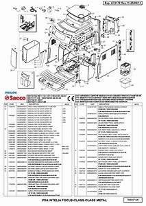 Philips Saeco Intelia Manual